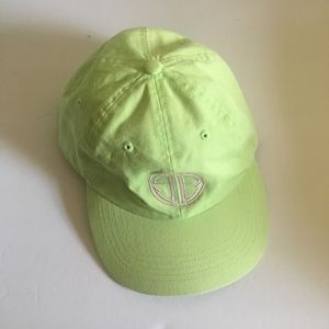 Lilly Pulitzer Hat Lime Pink